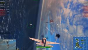 миниатюра скриншота World of Warplanes