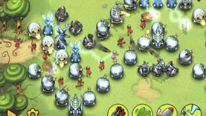 миниатюра скриншота Fieldrunners