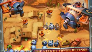 миниатюра скриншота Fieldrunners 2