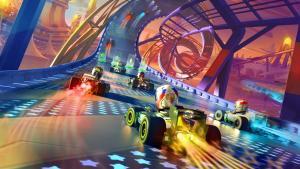миниатюра скриншота F1 Race Stars