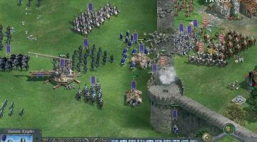 Скриншот Knights of Honor