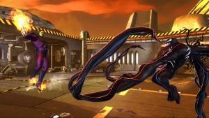 миниатюра скриншота Marvel Avengers: Battle for Earth