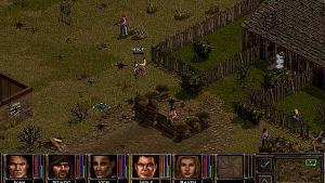 миниатюра скриншота Jagged Alliance 2