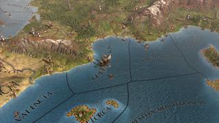 Скриншот Europa Universalis 4