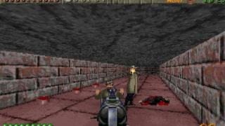 Скриншот Rise of the Triad (1994)
