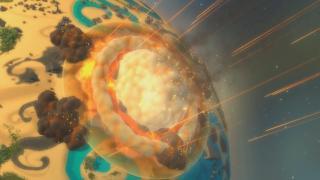 Скриншоты  игры Planetary Annihilation