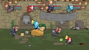 миниатюра скриншота Castle Crashers