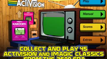 Скриншот Activision Anthology
