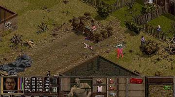 Скриншот Jagged Alliance 2