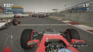 миниатюра скриншота F1 2012