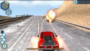 миниатюра скриншота Spy Hunter (2012)
