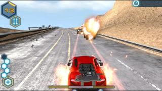 Скриншот Spy Hunter (2012)