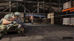 миниатюра скриншота Special Forces: Team X