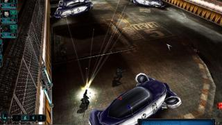 Скриншоты  игры Cops 2170: The Power of Law