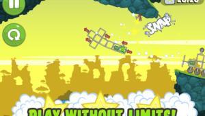 миниатюра скриншота Bad Piggies