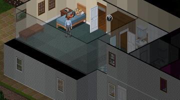 Скриншот Project Zomboid