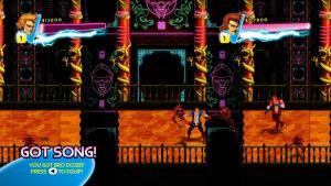 миниатюра скриншота Double Dragon: Neon