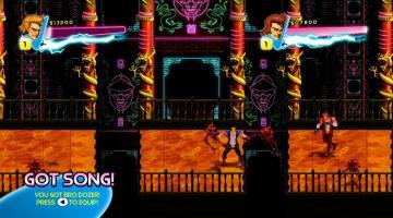 Скриншот Double Dragon: Neon