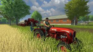 миниатюра скриншота Farming Simulator 2013