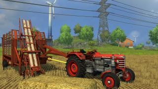 Скриншот Farming Simulator 2013