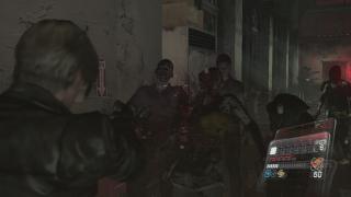 Скриншот Resident Evil 6