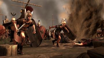 Скриншот Total War: Rome 2