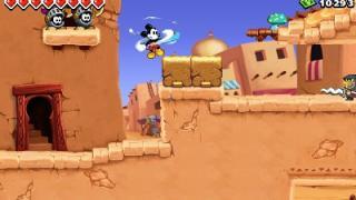 Скриншоты  игры Disney Epic Mickey: Power of Illusion