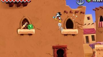 Скриншот Disney Epic Mickey: Power of Illusion