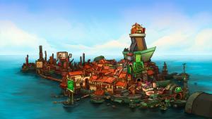 миниатюра скриншота Chaos on Deponia
