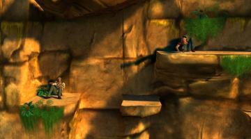 Скриншот Broken Sword 3: The Sleeping Dragon