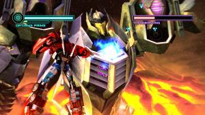 миниатюра скриншота Transformers: Prime - The Game