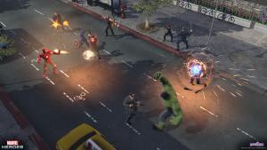миниатюра скриншота Marvel Heroes