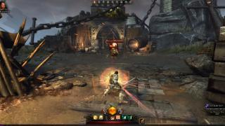 Скриншоты  игры Neverwinter Online
