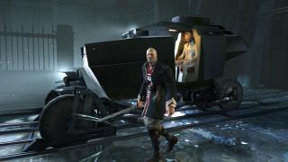 Скриншоты  игры Dishonored