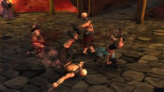 Скриншоты  игры Mortal Kombat: Shaolin Monks