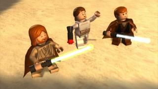 Скриншот LEGO Star Wars: The Complete Saga