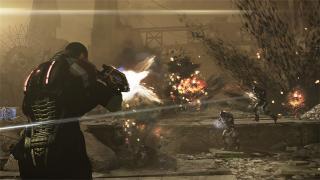 Скриншоты  игры Mass Effect Trilogy