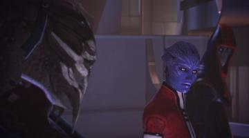 Скриншот Mass Effect Legendary Edition
