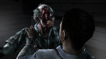 Скриншот The Walking Dead: The Game
