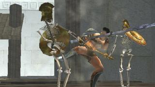 Скриншоты  игры Gladiator: Sword of Vengeance