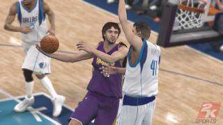 Скриншоты  игры NBA 2K9