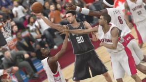 миниатюра скриншота NBA 2K9