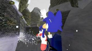 Скриншоты  игры Sonic Adventure DX Director's Cut