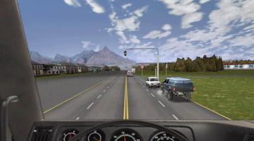 Скриншот King of the Road