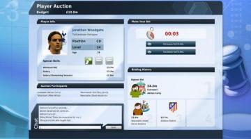 Скриншот FIFA Manager 10