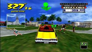 миниатюра скриншота Crazy Taxi