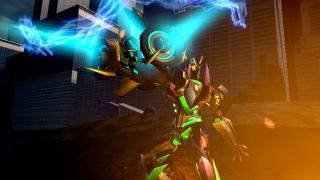 Скриншоты  игры Transformers Universe