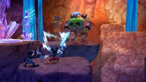 миниатюра скриншота Disney Epic Mickey 2: The Power of Two