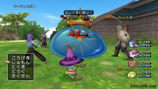 Скриншоты  игры Dragon Quest 10
