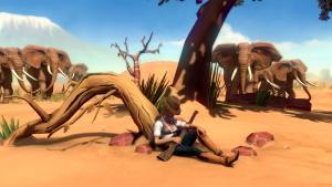 миниатюра скриншота Jack Keane 2: The Fire Within